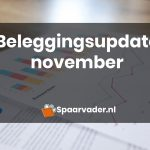 Beleggingsupdate november