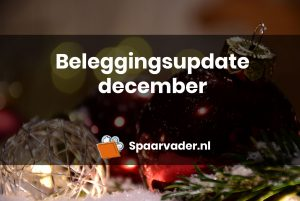 Beleggingsupdate december